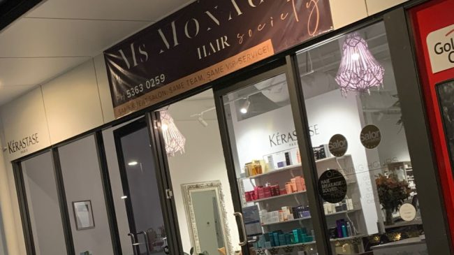 Ms Monaco Hair Society