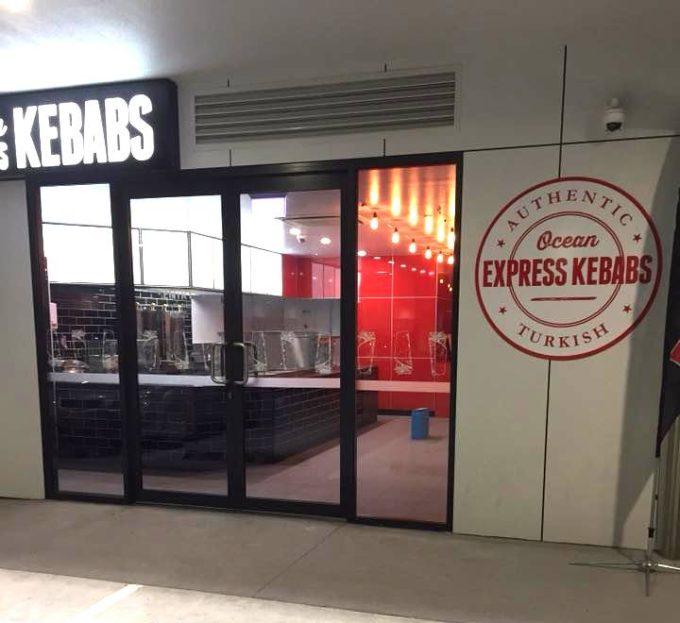 Ocean Express Kebabs