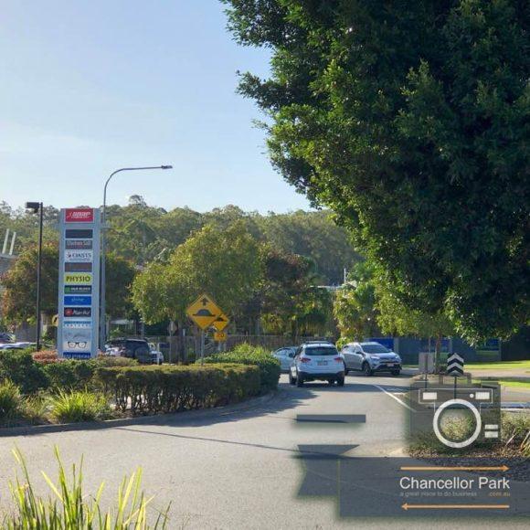Chancellor Boulevard